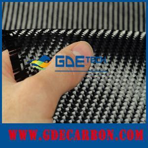 China 3k carbon fiber fabric on sale