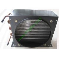 Buy cheap Good quality chiller cabinet copper tube aluminum fin condenser coil made in china product
