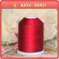 Buy cheap Eco - Friendly Filament Rayon Machine Embroidery Threads for Sewing product
