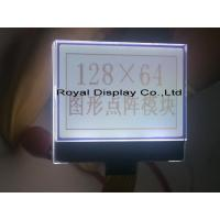 Buy cheap 3.3V Power Supply Dot Matrix Lcd Module With ST7565R 128X64 Dot AA=34.53*21.73mm RYG12864M from wholesalers