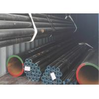 Buy cheap P91 Seamless Steel Pipe Hot Rolled ASTM A335 Standard High Temperature Service product
