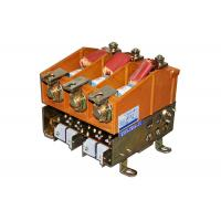Buy cheap Electrical Three Phase AC Vacuum Contactor Unit 4 Pole For Device Protection product