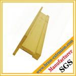 Buy cheap C38500 CuZn39Pb3  CuZn39Pb2 CW612N C37700 T shape leaded brass profiles product