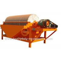 Buy cheap Dry separator with eccentric rotating magnetic system of 150t/h capacity product