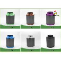 Buy cheap Odor Control 12 Inch Carbon Active Air Filter  Cartridge For Hydroponics product