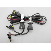 Buy cheap Waterproof H4 Xenon Hid Bulbs Perfect 360 Degree Beam Angel 18 Months Warranty product