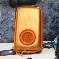 Buy cheap 2W 4AAA Battery Powerful Portable Speakers AMK-079-X1  product