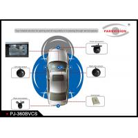 Buy cheap 360 Degree Multi View Camera System 4 Way Video Recording And Playback product
