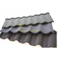 Buy cheap Building Corrugated Steel Roofing Sheets Roman Tile 2.6kg Per / Sheet product