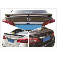 Buy cheap Auto Sculpt Rear Spoiler for NISSAN Sentra Sylphy 2012 2014 - 2018 from wholesalers