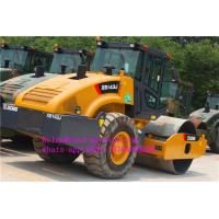 China 26 Ton Road Maintenance Machinery Roller Official XS263J Single Drum Vibratory Roller on sale