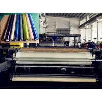 Buy cheap Hot Melt Adhesive TPU Film Extrusion Machine , TPU Film Coating Production Line product