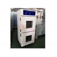 Buy cheap High Low Temperature Battery Explosion - Proof Testing Machine With PLC Touch Screen product