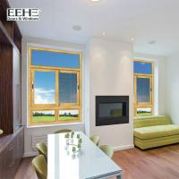 China Living Room Anodised Aluminium Sliding Windows / Aluminium Double Glazed Windows 4mm on sale