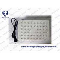 Buy cheap Wolvesteam Handheld Signal Jammer 10W Mobile 3G Phone , WiFi  Signal Jammer product