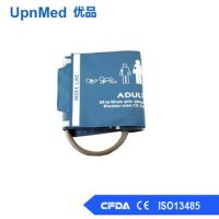 China Mindray New blue Adult Single Blood Pressure BP Cuff with bladder on sale