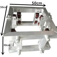 China Professional Lighting Truss Parts Coupling System For Led Display Screen Frame wholesale