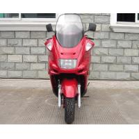 Buy cheap Kick Start Adult Motor Scooter 12 Inch Rim With Chromaticity Double Rear Shock from wholesalers