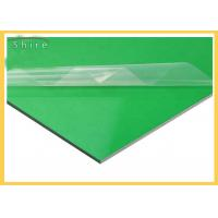 Buy cheap No Residue High Transparency PE Self Adhesive Protective Film For PMMA Sheets product