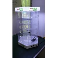 Buy cheap Advertising table top Acrylic Display Stands with hooks 120*2200*200mm product
