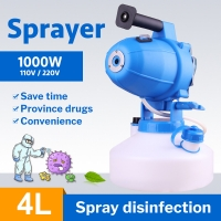 Buy cheap SWANSOFT 4L Portable Disinfection Maker System Home Electrostatic Disinfection Machine Fogger Sprayer product