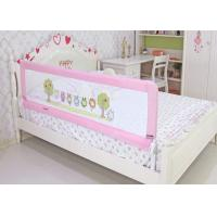 China Summer Infant Mesh Bed Rails For Baby Safety / Princess Bed Rail Lovely on sale