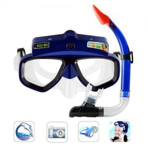 Цифровая фотокамера 4ГБ подводного плавания камеры маски подныривания (КТ-УВ006)