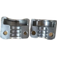 Buy cheap Stainless Steel End Caps with TEMA Quick Connector G 1/8 product