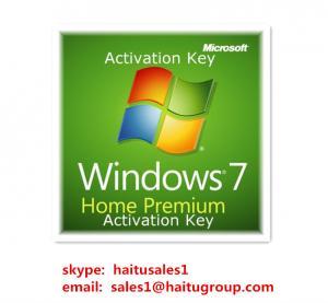 Buy cheap Windows 7 Home premium key 32/64bit Micrsoft windows 7 product key codes product