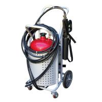 China Trolley Water Mist Fire Extinguisher For Firefight Rescue 6.0 Bar Work Pressure on sale