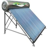 Buy cheap NP-S stainless steel covered outside image solar water heaters product