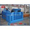 Buy cheap Pupular Scrap Metal Baler Hydraulic Aluminum Scrap Baling Press 250x250mm Bale from wholesalers