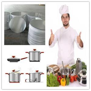 Buy cheap círculo redondo de aluminio del disco suave de la inducción 1050 1100 1060 3003 para los materiales del pote product