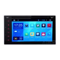 Buy cheap Universal 2 Din Android 4.4 System Car DVD GPS Navi WIFI 3G Autoradio Navigation product