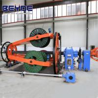 Buy cheap Energy Saving Cable Manufacturing Machine Customized Color Easy Operation product