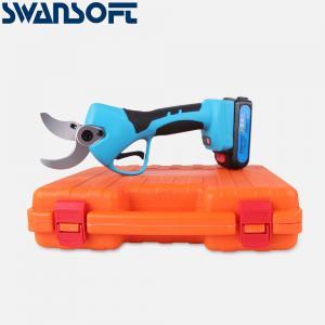Buy cheap Swansoft 40mm Tijeras de podar de iones de litio de 16,8 V, tijeras eficientes, bonsai, ramas de árboles eléctricas, he product