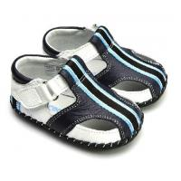 Buy cheap High quality genuine leather soft sole baby shoes product
