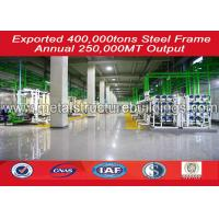 Buy cheap Pre - Engineered Steel Building Workshop Construction Light Metal Water Proofing product