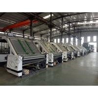 Buy cheap HRB pack 3 5 layer paper automatic flute laminating machine from wholesalers