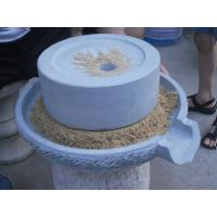 Buy cheap Factory Supply Home Use Small Flour Beans Mill Stone | Home Use Small Grinding Stone Flour Milling Stone For Home Use product