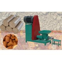 Buy cheap Professional Agro-waste Charcoal Briquette Machine for BBQ Charcoal Briquettes product