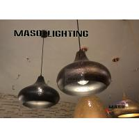 Buy cheap Maso New Iron Material Pendant Lamp Corrosive Pocess Hanging Golden Pendant Lighting for Residential Installing MS-P5002 product