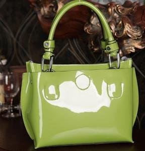 Buy cheap 2013 patent leather retro commuter portable simplicity temperament handbag product