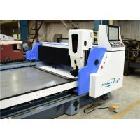 Buy cheap Stainless Surface CNC V Grooving Machine , Electrical CNC V Cutting Machine product