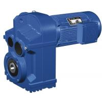 China NMRV Hollow Shaft Speed Reducer / Electric Speed Reducer High Overload Capacity on sale