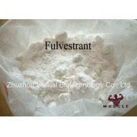 Cancer Treatment Anti Estrogen Steroids Faslodex Fulvestrant Hormonal 129453-61-8