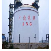 Buy cheap Cryogenic Ethylene Single Containment LNG Storage Tank 20000m3 High Efficiency product