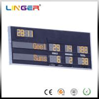 Buy cheap Stadium Outside Customized Afl Led Soccer Scoreboard With CE / ROHS Approved from wholesalers