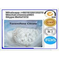 Buy cheap Superb Anti-Estrogen Serm Powder Toremifene Citrate Fareston CAS 89778-27-8 product