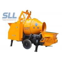Buy cheap Remote Control Concrete Mixer Machine from wholesalers